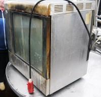 EURO Grill TG 220-E grill