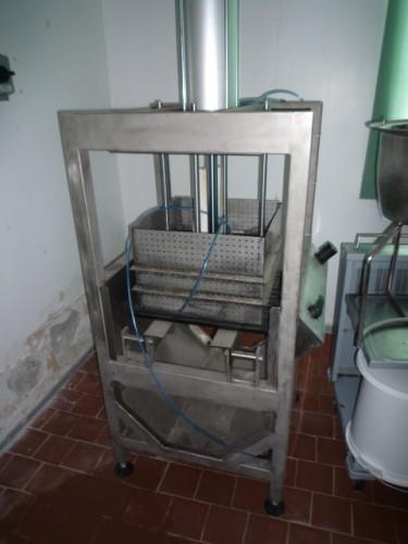 Juustu press