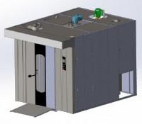 Konteinerahi PMDF 250 Elekter 2 raamiga