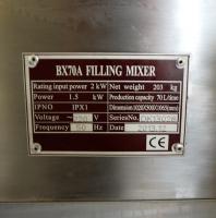 Mixer BX70A