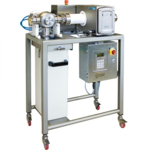 integreeritud väljapraakimis süsteem vedelatele ja viskoossetele toodetele